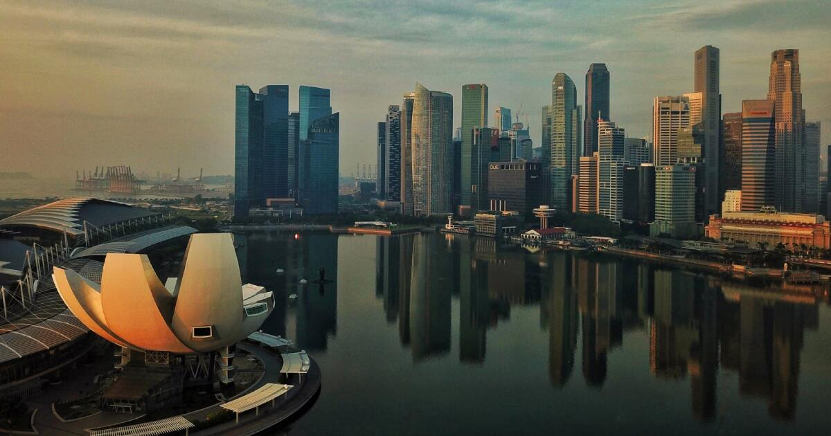 Singapore FinTechs off to a flying start in 2021
