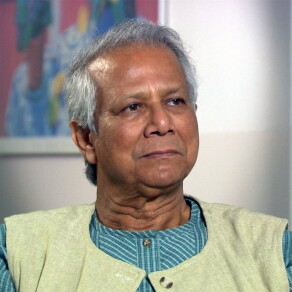 Professor Muhammad Yunus on the Power of Social Business