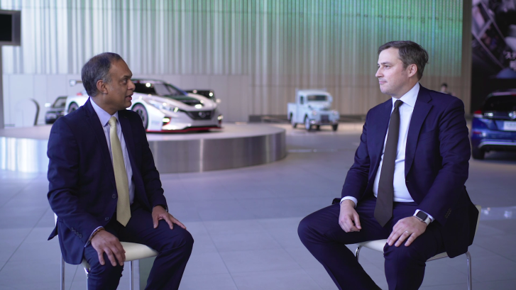 Build-Operate-Transfer Builds an IT Function of the Future with Nissan