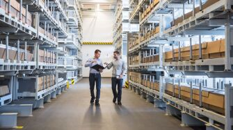 Real-World Supply Chain Resilience