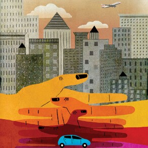 What's Ahead for Car Sharing?