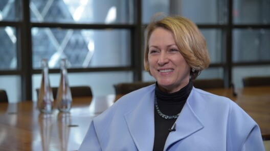 An Interview with Inga Beale: Leading the Insurance Market to a Digital Future