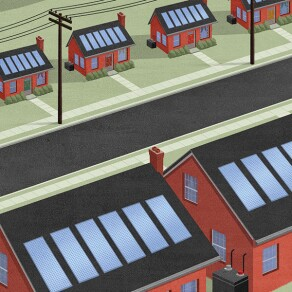 Power and Utilities - Distributed Energy: A Disruptive Force