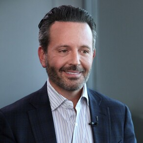 Disrupting from Within: Allergan's Digital Journey | An Interview with Brent Saunders