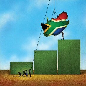 Four Priorities Requiring Leadership for South Africa's Future