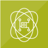 Chemicals Icon Digital Transformation