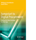 Jumpstart Digital Procurement Book Cover