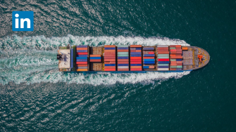 Container Volume Swings Wildly With Big GDP Changes Rectangle LinkedIn
