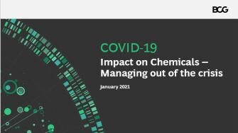 COVID-19 Impact on Chemicals