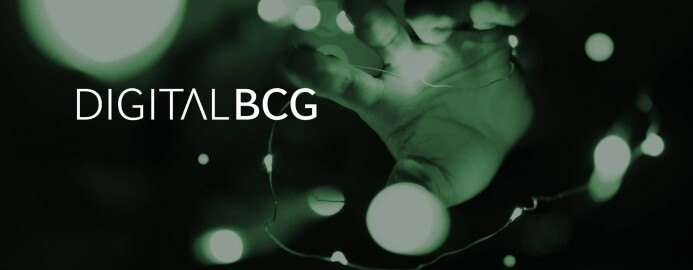 Digital, Technology, and Data DigitalBCG