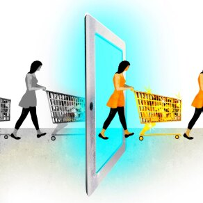 Retail - Omnichannel Alchemy: Turning Online Grocery Sales to Gold