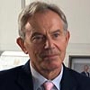Tony Blair on Leadership and Sustainable Economic Development