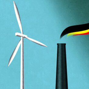 Energy & Environment - Shaping a Vision for Belgium's Power Landscape