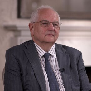 What's Next for Europe's Economy and Political Role: An Interview with Martin Wolf