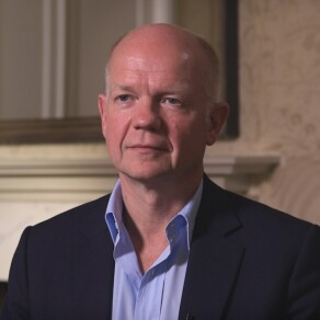 Free Trade in a Populist World - Baron Hague Interview