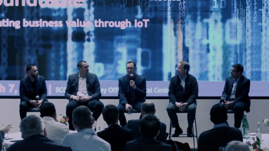 BCG NxT: IoT Data Monetization Round Table, March 7, 2019