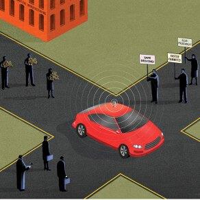 Revolution Versus Regulation
