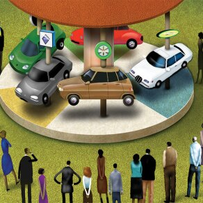 Globalization - Battle for Automotive Brand Loyalty in China