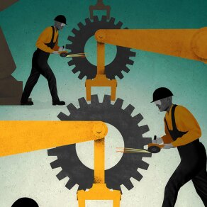 Lean and Manufacturing - Industries and Economies Leading the Robotics Revolution