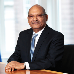 Anil Agarwal on Simplicity and Determination at Vedanta Resources