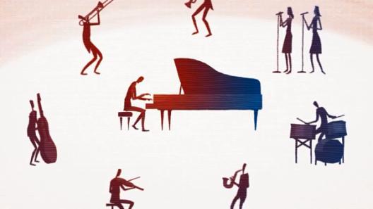 Jazz vs. Symphonie - eine TED-Animation