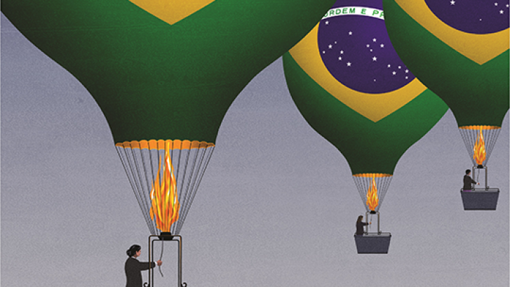Women at BCG Balloons Brazil