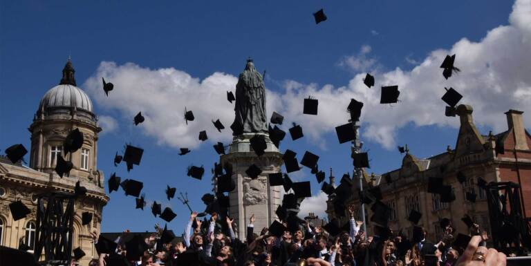 Turning More Tassels: How Colleges and Universities Can Elevate Graduation Rates