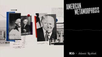 American Metamorphosis Audiogram   Presidential Transition