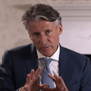 What Business Leaders Can Learn from an Olympian: An Interview with Lord Sebastian Coe