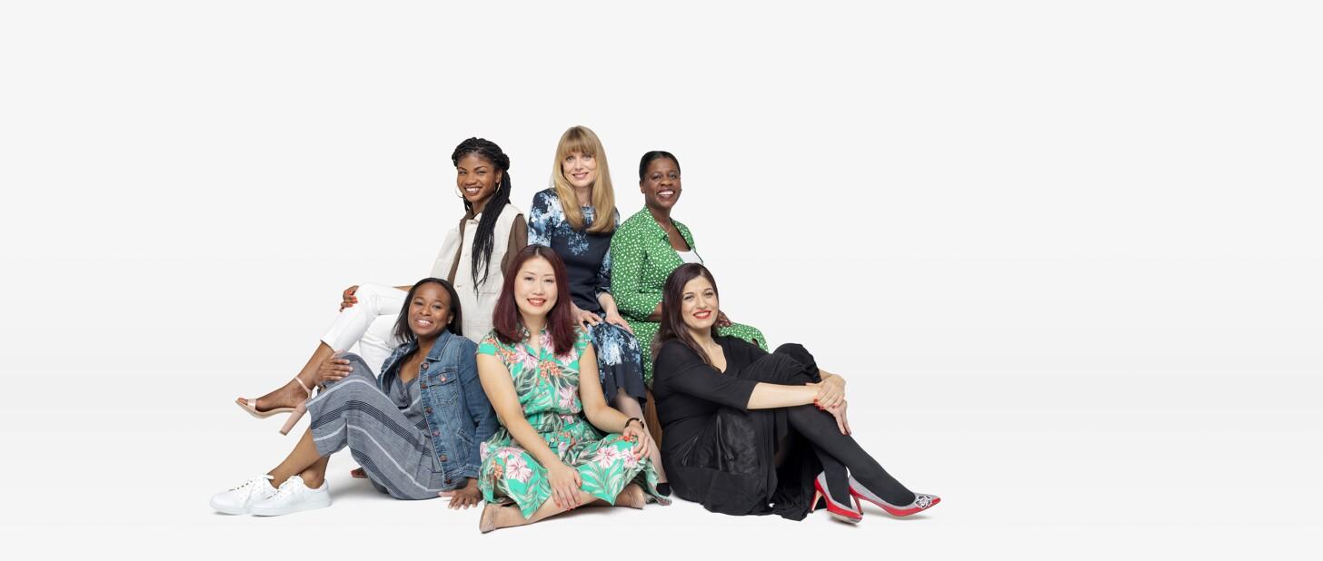 International Women's Day - Homepage