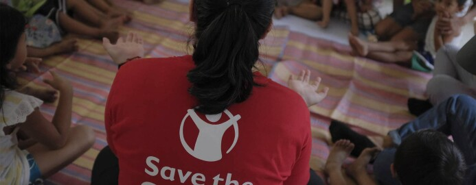 BCG's Partnership with Save the Children