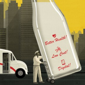 "Moving Beyond the ""Milkman"" Model in Medtech - Innovation"