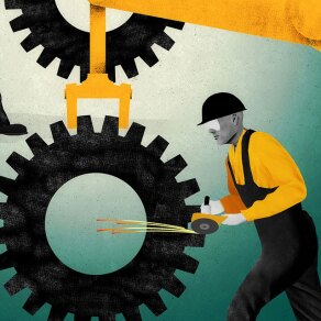 Lean and Manufacturing - How Robots Will Redefine Competitiveness