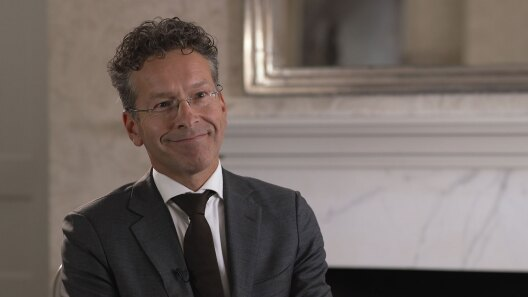 Sustaining Europe's Unique Social-Economic Model: An Interview with Jeroen Dijsselbloem