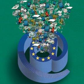 Entertainment - Follow the Surplus: European Consumers Embrace Online Media