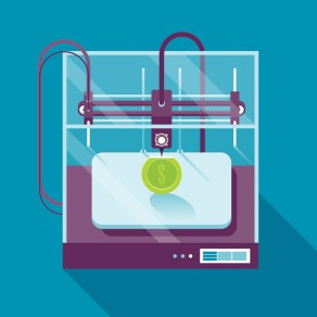 Biomedical 3-D Printing: A Niche Technology or the Next Big Thing?
