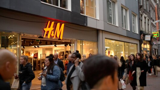 At H&M, AI Stands for Amplified Intelligence